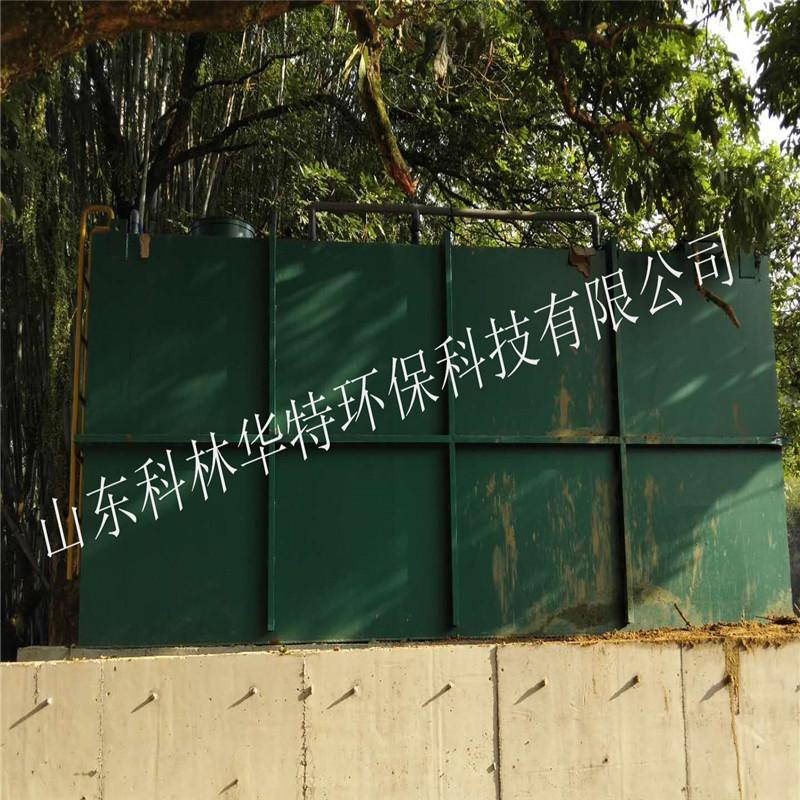 惠州龙门农村生活污水处理设备